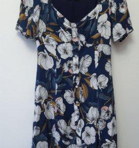 Цветочное платье из 100% вискозы🌺