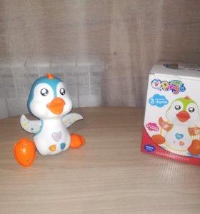 Удивительный пингвин-развивающая игрушка