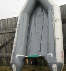 Лодка пвх Badger и Лодочный мотор Suzuki DF 5S