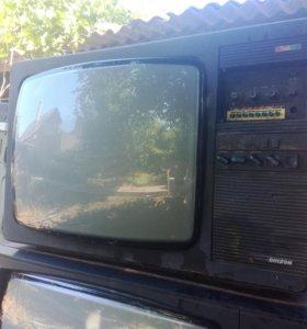 Телевизор Оризон/Спектр
