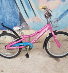 Велосипед для девочки 20 радиус