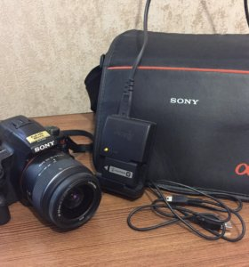 Зеркальный фотоаппарат Sony SLT-A37