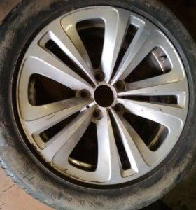 Колесо BMW R18 J8 оригинал