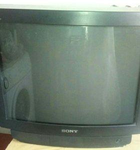 Телевизор Sony Trinitron KV-M2540 на запчасти