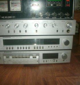 Продаю музыкальный комплекс Радиотехника