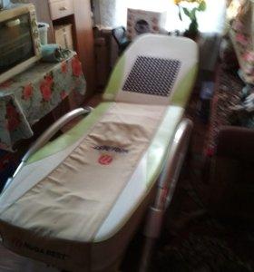 Кровать- массажер нуга- бест с дополнительным обор