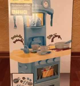 Детская кухня Zanussi mini electronic kitchen