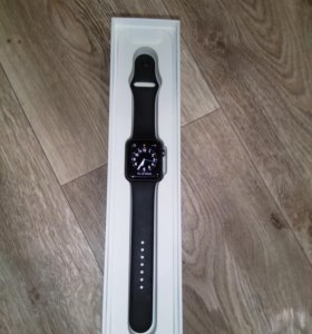 Apple watch siries 2 (black)
