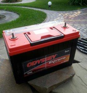 AGM Аккумулятор Odyssey 2150 100A