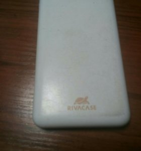 Power bank RivaCase 8000mah МОГУ ОБМЕН