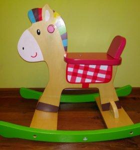ELC лошадка качалка