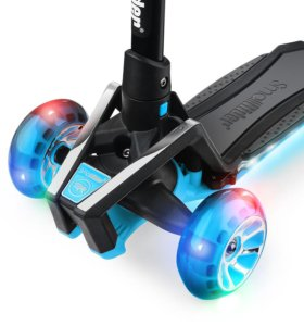 Самокат с ревом мотора Small Rider Premium Pro