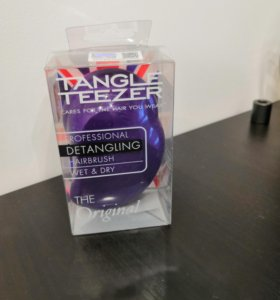 Оригинальная расческа Tangle Teezer.