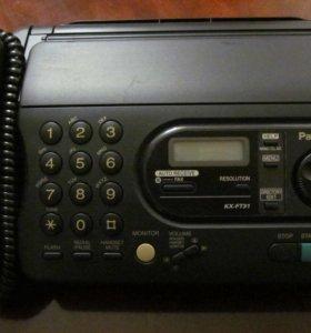 Факс Panasonic KX-FT31RS