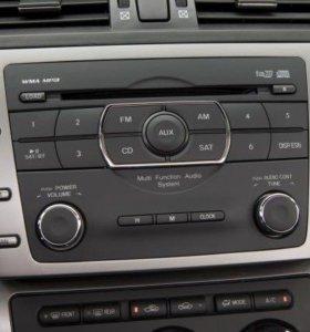 Штатная автомагнитола Mazda 6