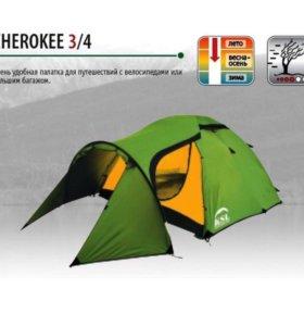 Новая Палатка туристическая KSL CHEROKEE 3