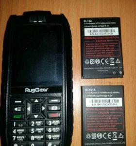 Телефон RugGear