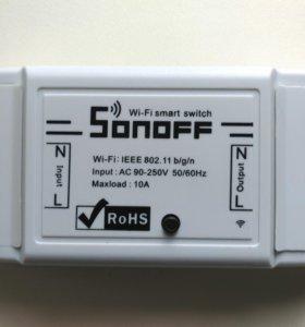 Sonoff Basic. Умный дом 1М.