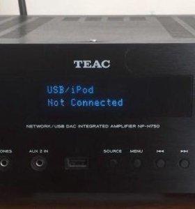 Сетевой ресивер Teac np-h750