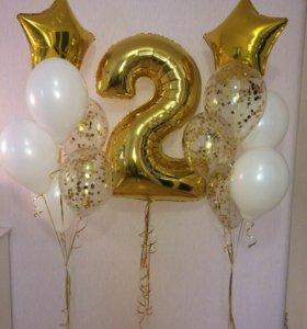 Воздушные шары Одинцово