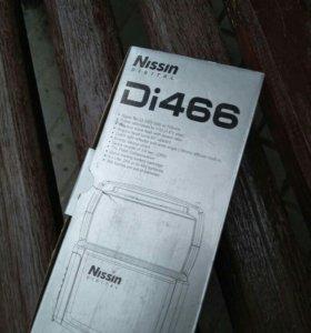 Вспышка Nissin Di466