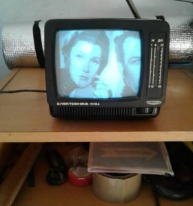 Телевизор атиквариат