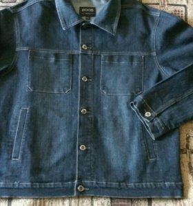 8cad32446fc Мужские кожаные и джинсовые куртки