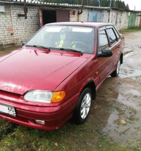 ВАЗ (Lada) 2115, 2002