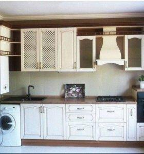 Новая кухня любой размер и цвет