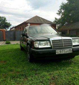 Mercedes-Benz E-Класс, 1990