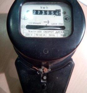 счётчик электрический