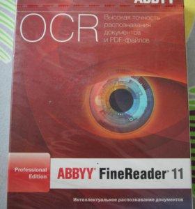 FineReader 11 Professional Box