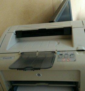 Принтер лазерный HP 1018