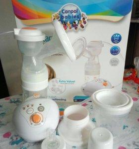 Молокоотсос электрический Canpol babies EasyStart