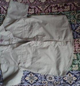 рубашка мальчику XL-размер