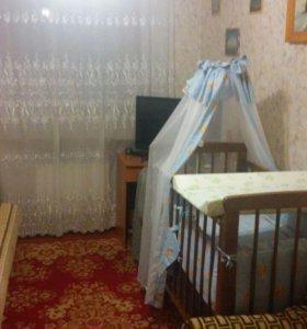 Детская кроватка (качалка-каталка)
