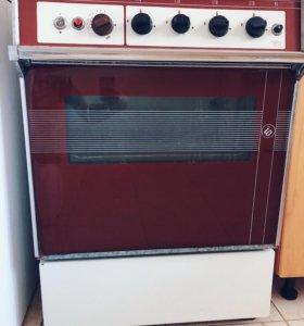 Газовая плита + духовка