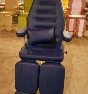 """Педикюрно кресло """"Пилот"""" новое"""