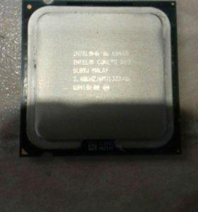 Продам процессор Intel Core 2 Duo E8400 3ghz