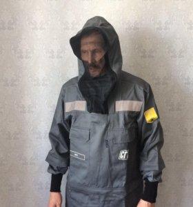 Защитный рабочий костюм (энцефалитка)
