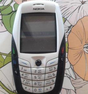 телефон Nokia 6600