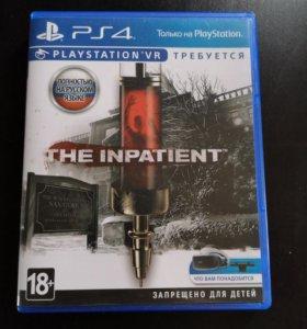 Игра the impatient ps4 vr пациент
