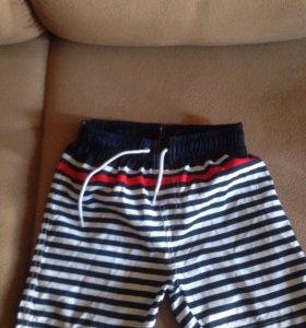 Новые шорты для плавания 98-104 р