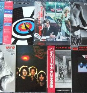 Eagles 10 CC Wishbone Ash UFO Gillan Aerosmith