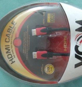 Кабель HDMI Vcom 1,8 m !miniHDMI-miniHDMI!