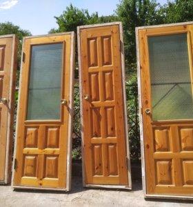 Двери межкомнатные.Цена за все