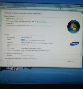 Ноутбук на AMD8