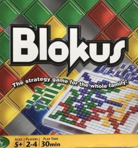 Блокус ( Blokus) настольная игра
