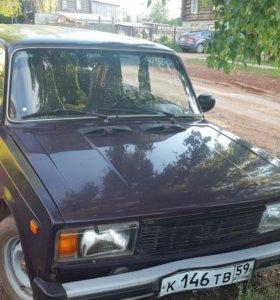 ВАЗ (Lada) 2104, 1997