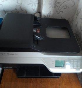 Цветной принтер 4 в 1.